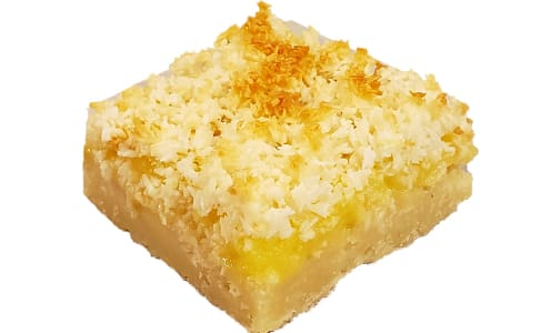 Coconut Lemon Bar- Code#: DE1077