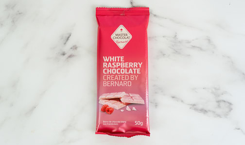 Organic White Raspberry Bar- Code#: DE1079