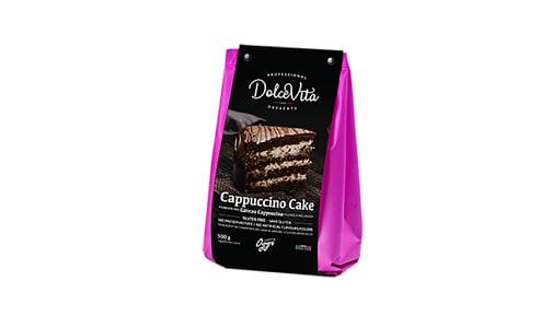 Cappuccino Cake- Code#: DE1098