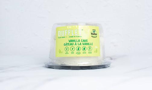 Plant Based Vanilla Cake 5  (Frozen)- Code#: DE1127
