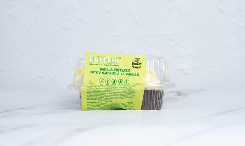 Plant-Based Cupcakes - Vanilla (Frozen)- Code#: DE1129