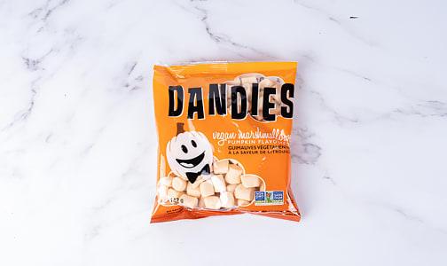 Pumpkin Flavoured Vegan Marshmallows- Code#: DE1158