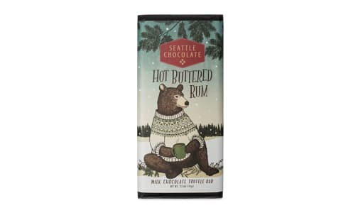 Hot Buttered Rum Truffle Bar- Code#: DE1455