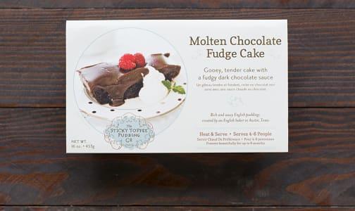 Sticky Chocolate Pudding (Frozen)- Code#: DE1605