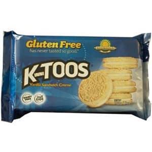 KinniTOOS Vanilla Sandwich Cookies- Code#: DE1661