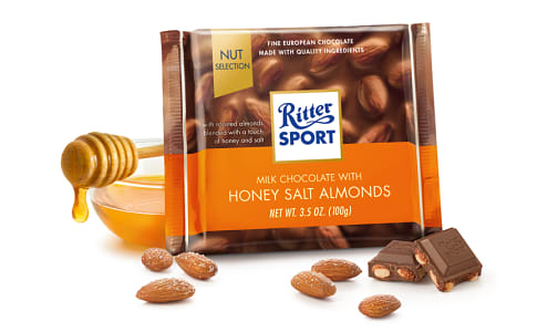 Honey Salt Almonds- Code#: DE1790