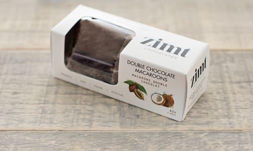 Organic Chocolate Macaroons- Code#: DE1820