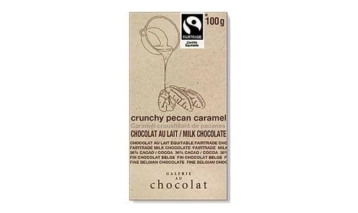 Organic Caramel Pecan Crunch Milk Bar- Code#: DE1993