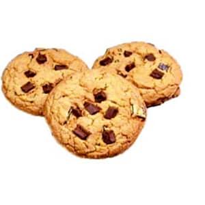 Chocolate Chunk Cookies- Code#: DE247