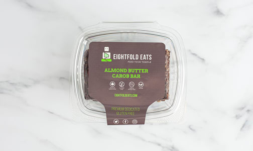 Almond Butter & Carob Energy Bar- Code#: DE288