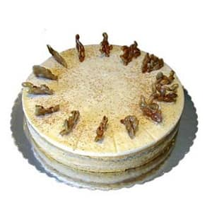 Pumpkin Cheesecake- Code#: DE293