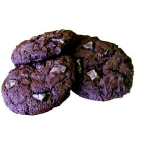Sexy Dark Chocolate Cookies- Code#: DE329