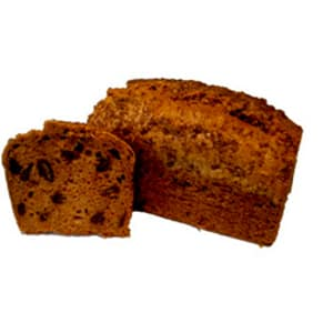 Carrot Loaf - Sliced- Code#: DE332