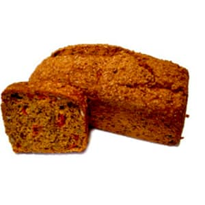 Low Fat Cranberry Omega 3 & 6 Loaf - Sliced- Code#: DE335