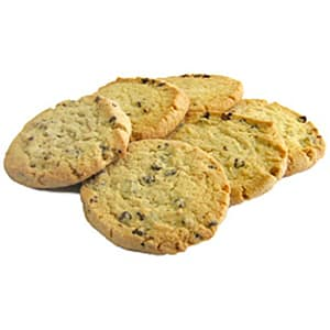 Rice Cookies, Chocolate Chip- Code#: DE3452