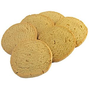 Rice Cookies, Ginger- Code#: DE3454