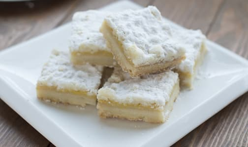 Old Fashioned Lemon Bars- Code#: DE380