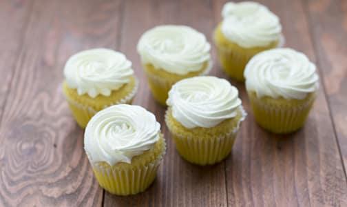 Vegan Lemon Cupcakes- Code#: DE384