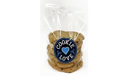 Milk Chocolate & Oatmeal Cookies- Code#: DE4002