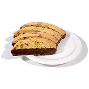 Pistachio-Cranberry Biscotti- Code#: DE403