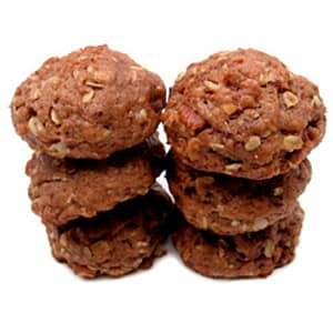 Organic Vegan Banana and Pecan Cookies- Code#: DE418