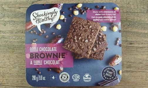 Double Chocolate Brownie (Frozen)- Code#: DE524
