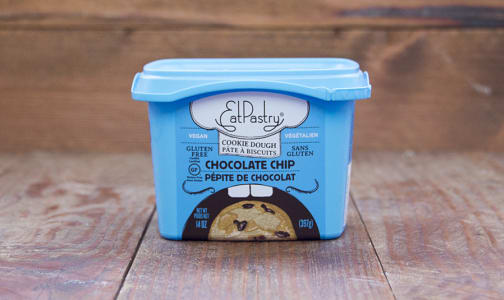 Gluten Free Chocolate Chip Cookie Dough- Code#: DE541