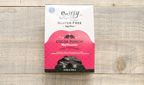 Cocoa Punch Mini Brownies (Frozen)- Code#: DE590