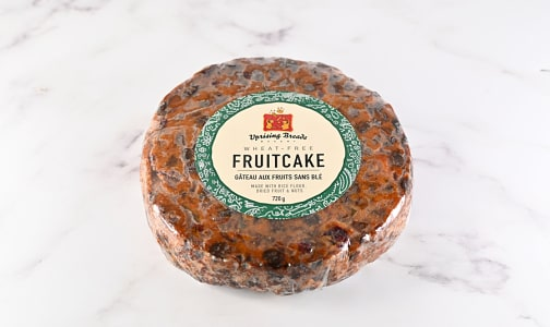 Fruit Cake, Wheat Free- Code#: DE625