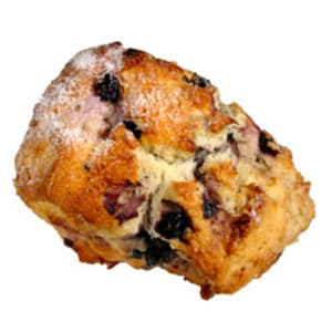 Blueberry Scones- Code#: DE682