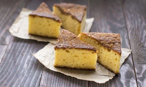 Cinnamon Coffee Cake Triangles- Code#: DE692
