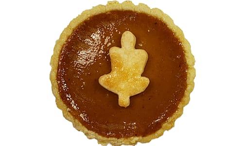 Pumpkin Tartlets- Code#: DE746