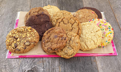 Sampler Cookie Collection- Code#: DE8026