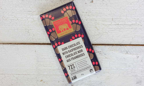 Tart Raspberries & Dark Chocolate 72% Cocoa- Code#: DE833