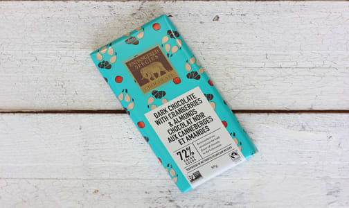 Wolf Bar - Cranberries, Almonds & Dark Chocolate- Code#: DE834