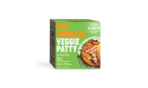 Mountain Veggie Burger- Code#: DN001