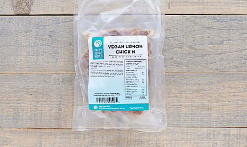 Vegan Lemon Chick'n (Frozen)- Code#: DN0038