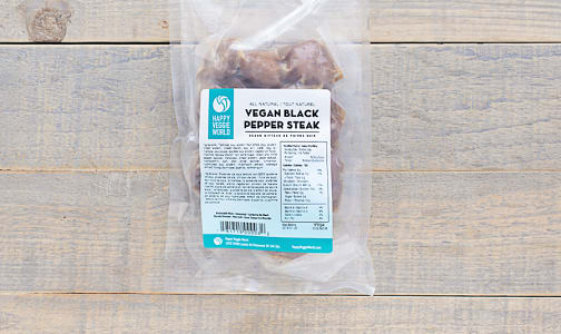 Vegan Black Pepper Steak (Frozen)- Code#: DN0046