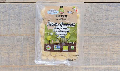 Organic Potato Gnocchi- Code#: DN0047