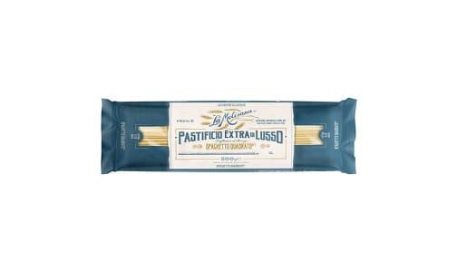 Pastifico Extra Di Lusso - Spaghetto Quadrato- Code#: DN0049