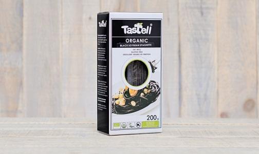 Organic Black Soybean Spaghetti- Code#: DN0058