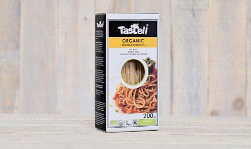 Organic Soybean Spaghetti- Code#: DN0059