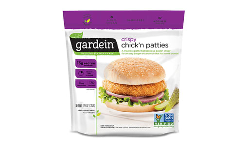 Crispy Chicken Patties (Frozen)- Code#: DN0063