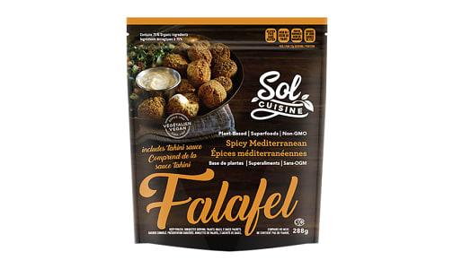 Organic Falafel with Tahini Sauce (Frozen)- Code#: DN0075