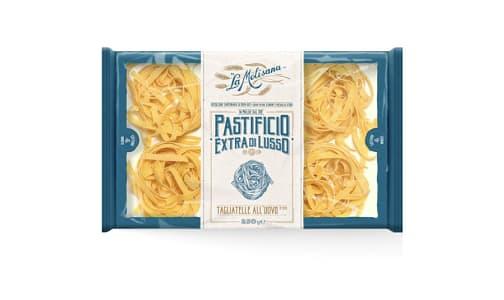 Pastifico Extra Di Lusso - Tagliatelle Egg Pasta- Code#: DN0084
