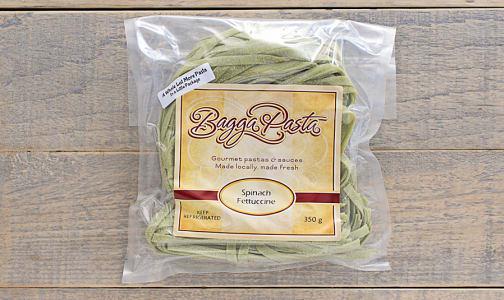 Fresh Spinach Fettuccine- Code#: DN0100