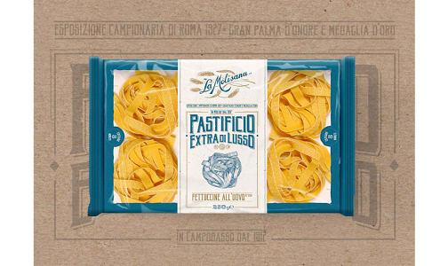 Pastifico Extra Di Lusso - Fettucine Egg Pasta- Code#: DN0105