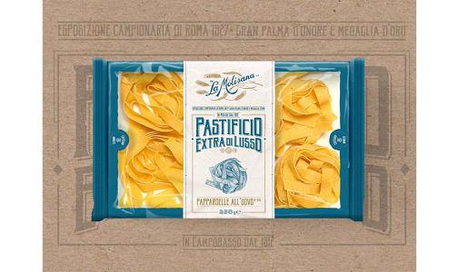 Pastifico Extra Di Lusso - Pappardelle Egg Pasta- Code#: DN0113