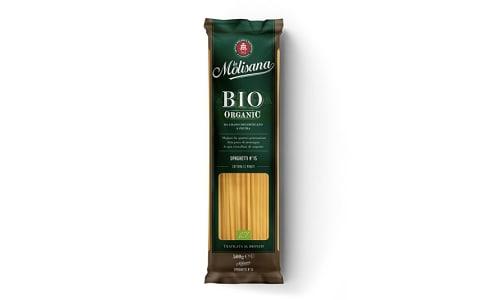 Organic Spaghetti Organic (#15)- Code#: DN0627