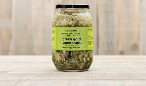 Green Gold Sauerkraut- Code#: DN0146